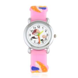 Zegarek dziecięcy na silikonowym pasku Z2454