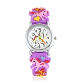 Zegarek dziecięcy na silikonowym pasku Z2455