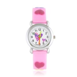 Zegarek dziecięcy na silikonowym pasku Z2457