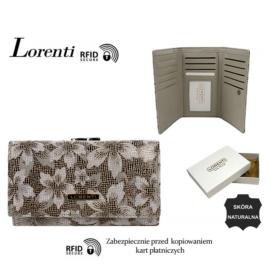 Portfel skórzany 55020-YFL-RFID Brown P1475