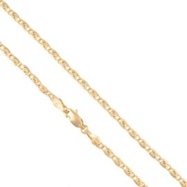 Łańcuszek nona 50cm Xuping LAP2468