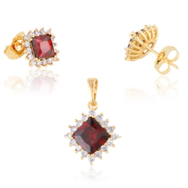 Komplet biżuterii Xuping PK584