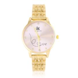 Zegarek damski na brasolecie LOVE Z2475