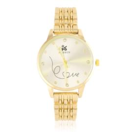 Zegarek damski na brasolecie LOVE Z2476