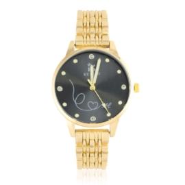 Zegarek damski na brasolecie LOVE Z2478