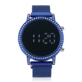 Zegarek LED na magnetycznej bransolecie Z2505