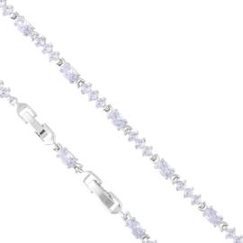 Bransoletka z kryształkami Xuping BP8623