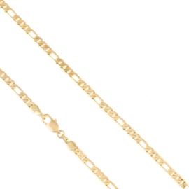 Łańcuszek figaro 60cm Xuping LAP2482