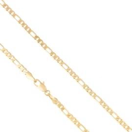 Łańcuszek figaro 50cm Xuping LAP2495