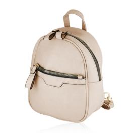 Plecak mały beżowy - PL410