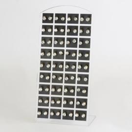 Kolczyki na paletce 36s par EA3935