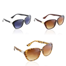 GANDANO okulary przeciwsłoneczne 2266 - 12szt/op