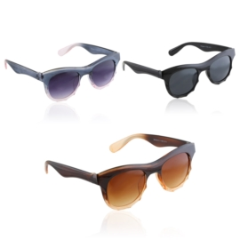 GANDANO okulary przeciwsłoneczne - 2213 - 12szt/op