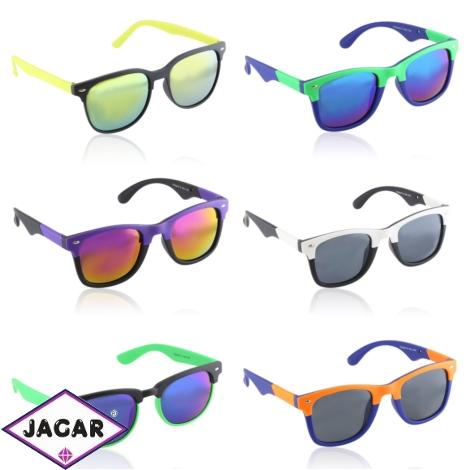 Okulary przeciwsłoneczne PAPARAZZI - 2198 12szt/op