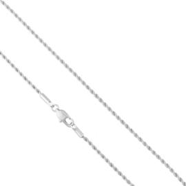 Łańcuszek kordel 55cm Xuping LAP2557
