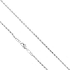 Łańcuszek kordel 55cm Xuping LAP2558