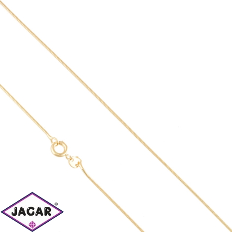 Łańcuszek linka 50cm Xuping LAP2596
