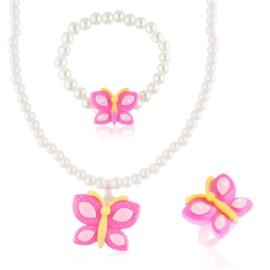 Komplet biżuterii dziecięcej - KOM497