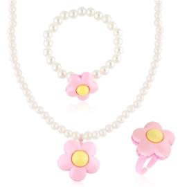 Komplet biżuterii dziecięcej - KOM500