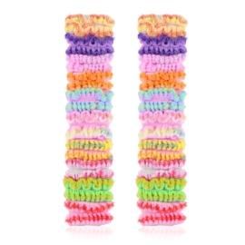 Gumki puchate mix kolorów 20szt OG1319