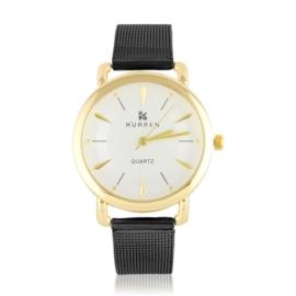 Zegarek damski na stalowym pasku Z2539