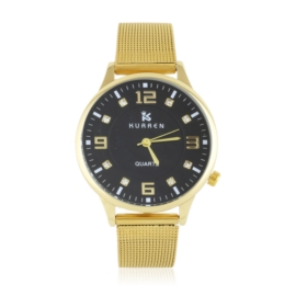 Zegarek damski na stalowym pasku Z2546