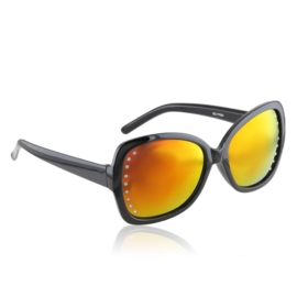 Okulary muchy z dżetami - 77003 - 12szt/op