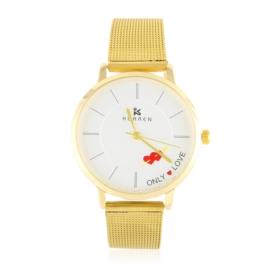 Zegarek damski na stalowym pasku Z2587