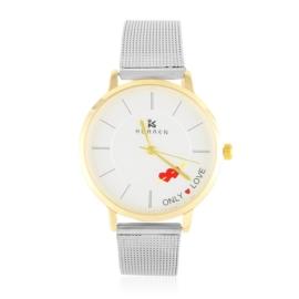 Zegarek damski na stalowym pasku Z2588