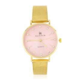 Zegarek damski na stalowym pasku Z2592