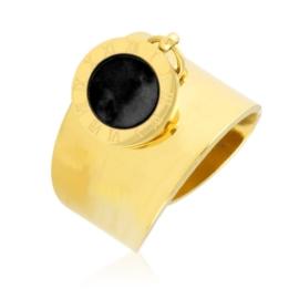 Pierścionek stalowy regulowany Xuping PP3289