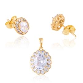 Komplet biżuterii Xuping PK597