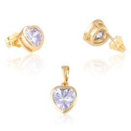Komplet biżuterii Xuping PK598
