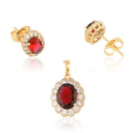 Komplet biżuterii Xuping PK599