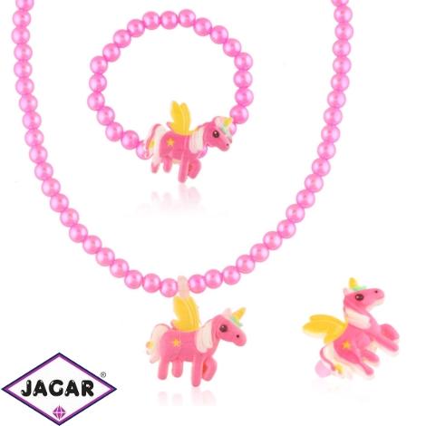 Komplet biżuterii dziecięcej - KOM502