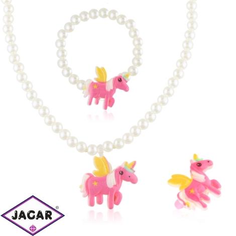 Komplet biżuterii dziecięcej - KOM503