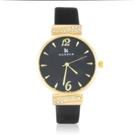 Zegarek damski na pasku - black - Z2623
