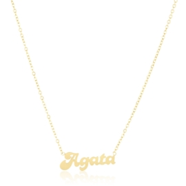 Celebrytka stalowa - Agata - Lisha CP6294