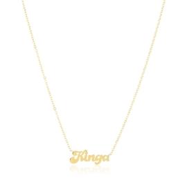 Celebrytka stalowa - Kinga - Lisha CP6296