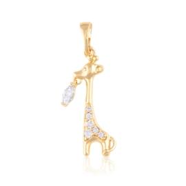 Przywieszka żyrafa Xuping PRZ2969