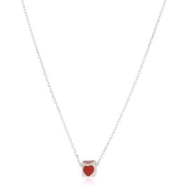 Naszyjnik stalowy serce Xuping CP6368