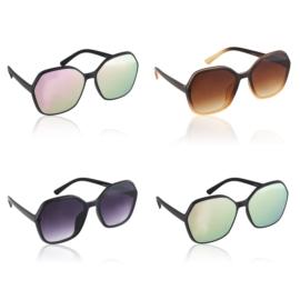 Okulary Paparazzi geometric - V3050 - 12szt/op