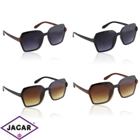 Okulary Paparazzi geometric - V3053 - 12szt/op