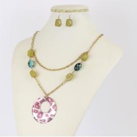 Komplet biżuterii - KOM505