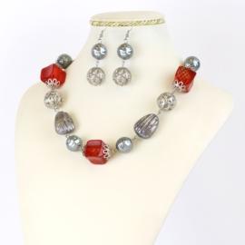 Komplet biżuterii - KOM508