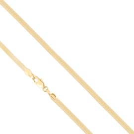 Łańcuszek żmijka 45cm Xuping LAP2632