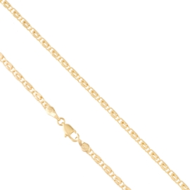 Łańcuszek bizantyjski 45cm Xuping LAP2635