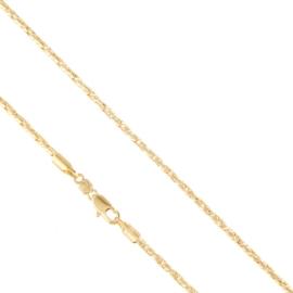 Łańcuszek 45cm Xuping LAP2639