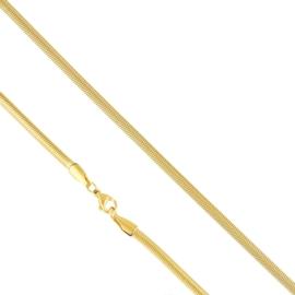 Łańcuszek stal żmijka 50cm Xuping LAP2652