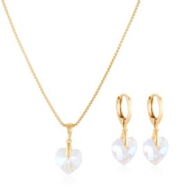 Komplet biżuterii Xuping PK603